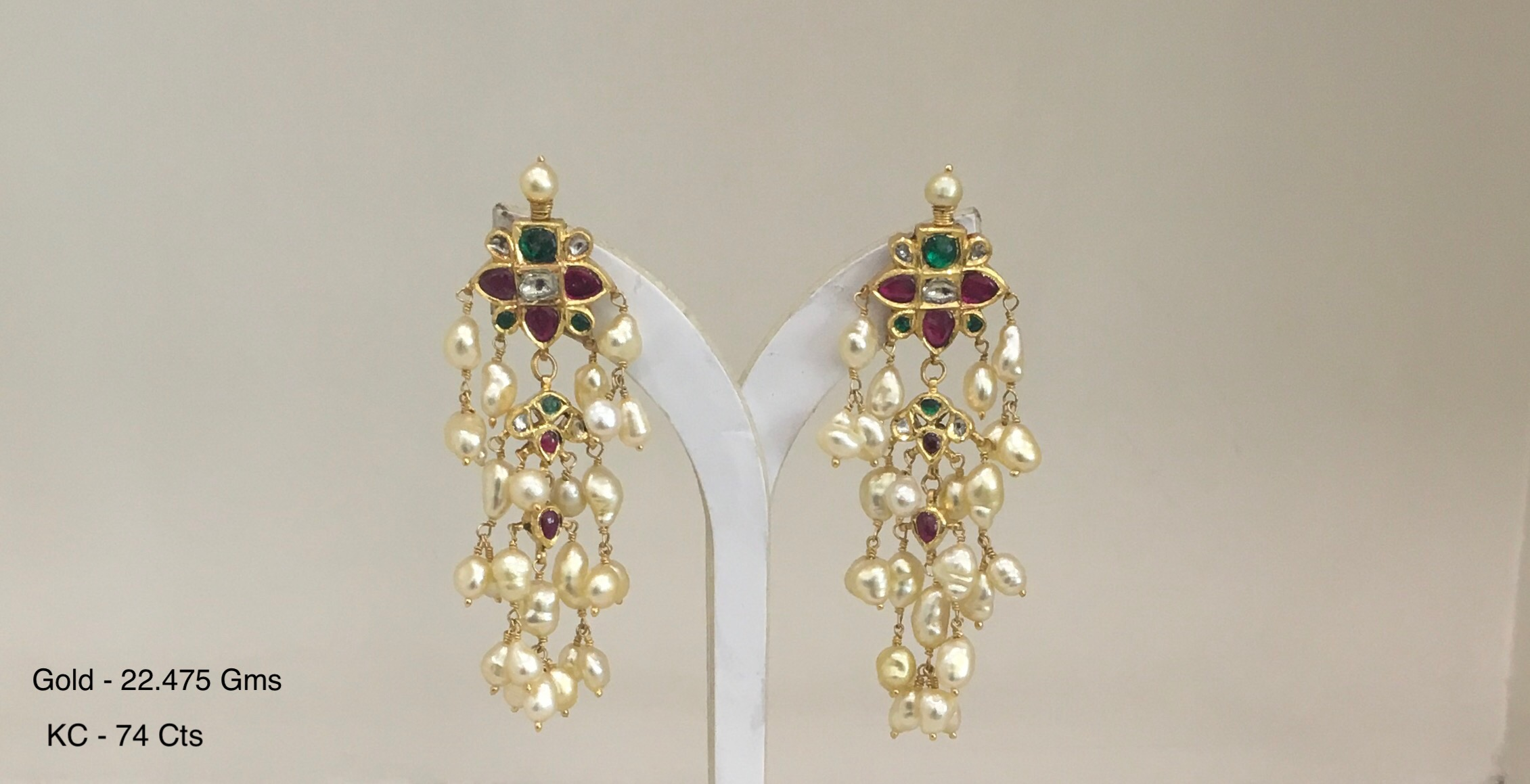 GOTTAPUSALU EARRINGS